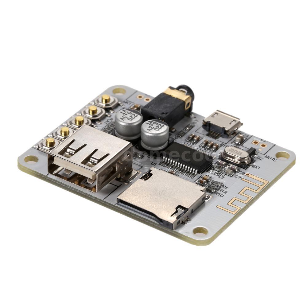 Bluetooth 4.0 Stereo Audio Receiver Module Board W