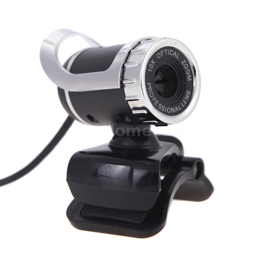 usb 50 megapixel hd camera web cam 360 degree with mic for. Black Bedroom Furniture Sets. Home Design Ideas