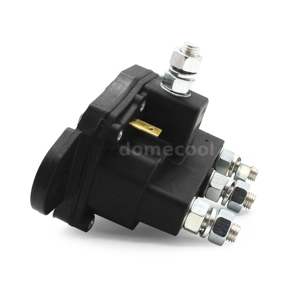 Relay Winch Motor Reversing Solenoid Switch 12 Volt T8r1
