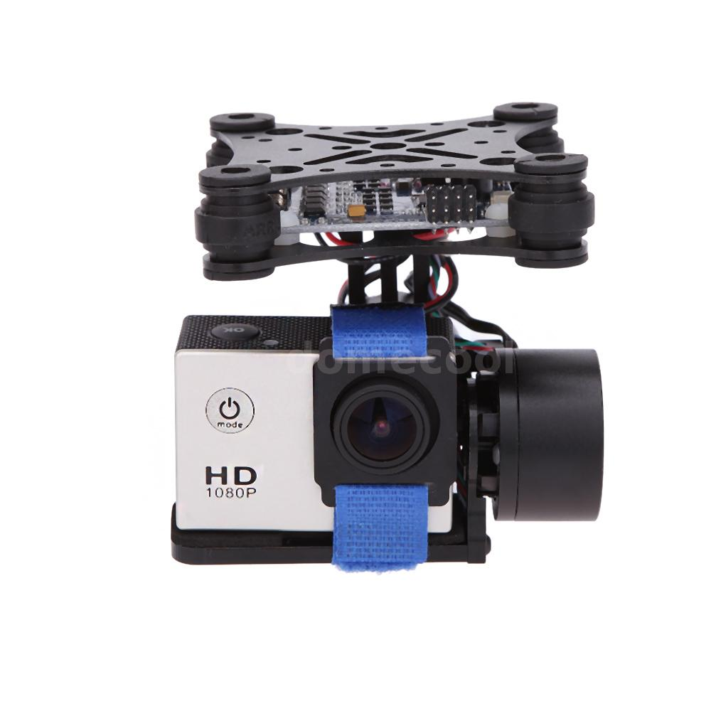 Cnc brushless gimbal camera mount motor controller ptz for for Motorized video camera mount