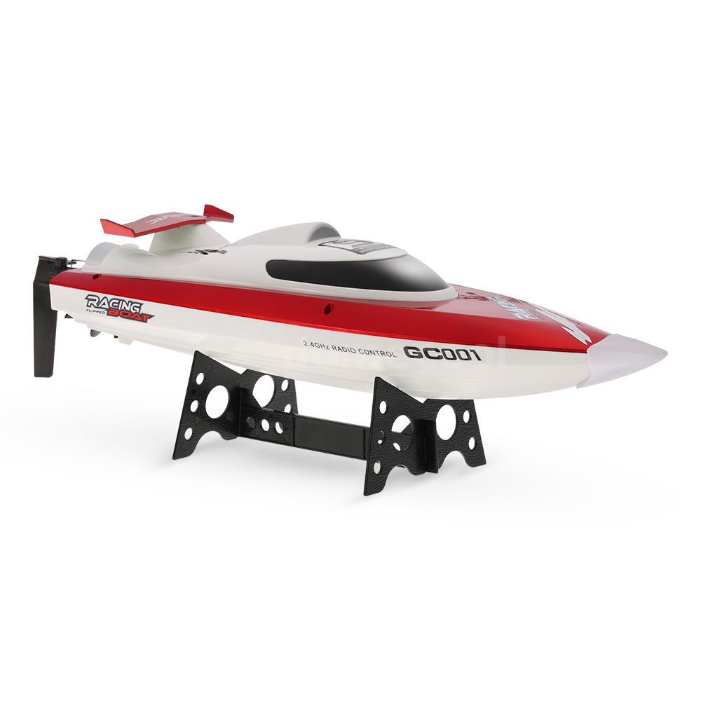 Hot GoolRC GC001 2.4G Water Cooling System 30km//h High Speed Racing RC Boat P5X3