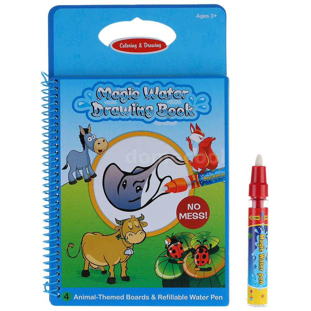 92 Magic Animal Coloring Book