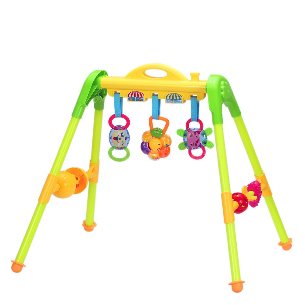 baby activity center play gym learning exercise toy for 0 1 year old babies t4e2 ebay. Black Bedroom Furniture Sets. Home Design Ideas
