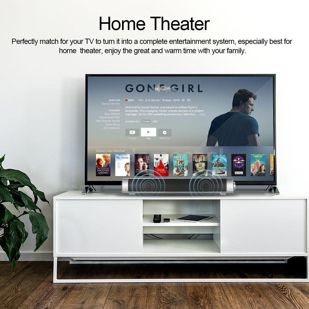 tv speaker surround sound bluetooth soundbar wireless subwoofer home cinema g6w1 ebay. Black Bedroom Furniture Sets. Home Design Ideas