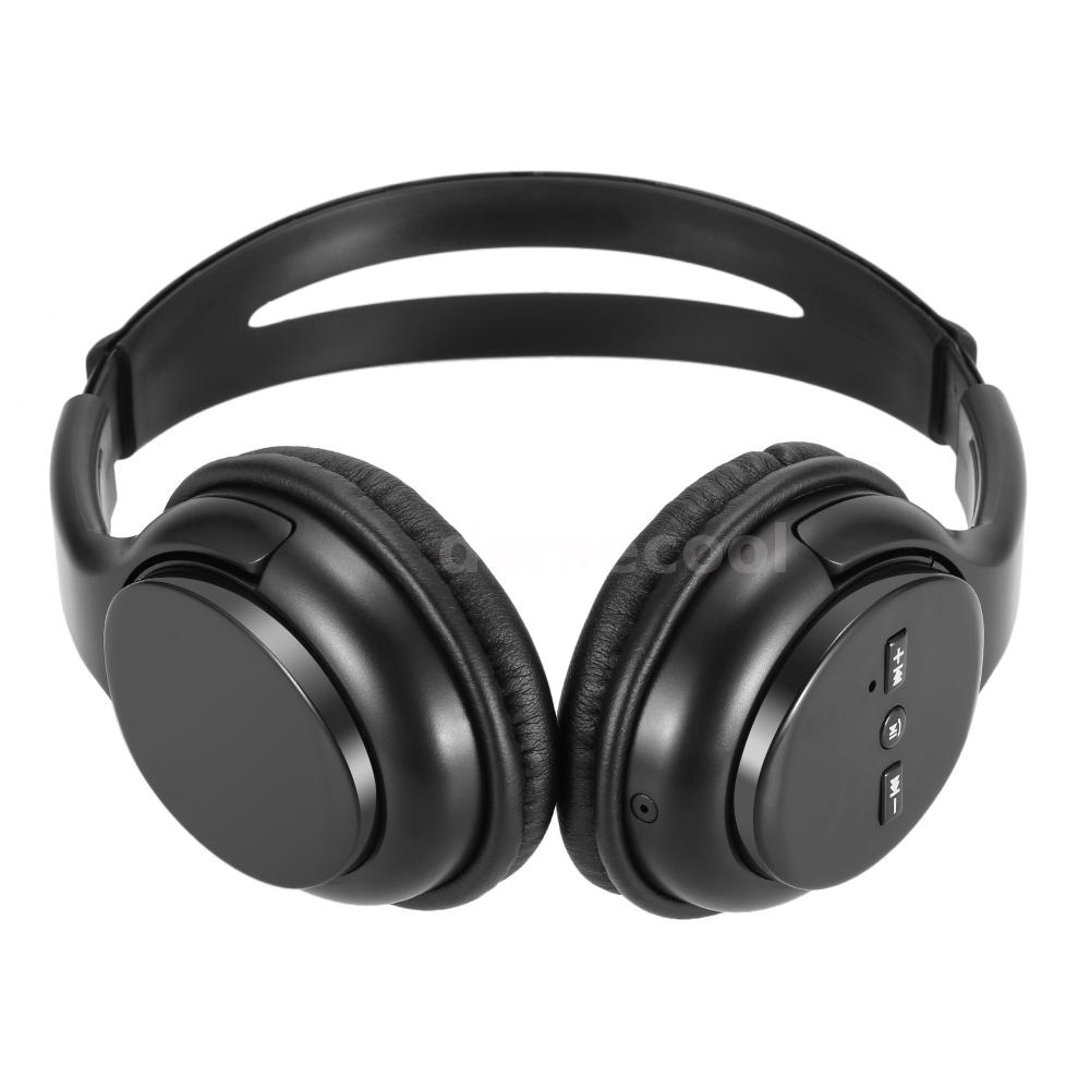 Bluetooth Headset Wireless Stereo Music Headphones With Mic For Android IOS K3P2