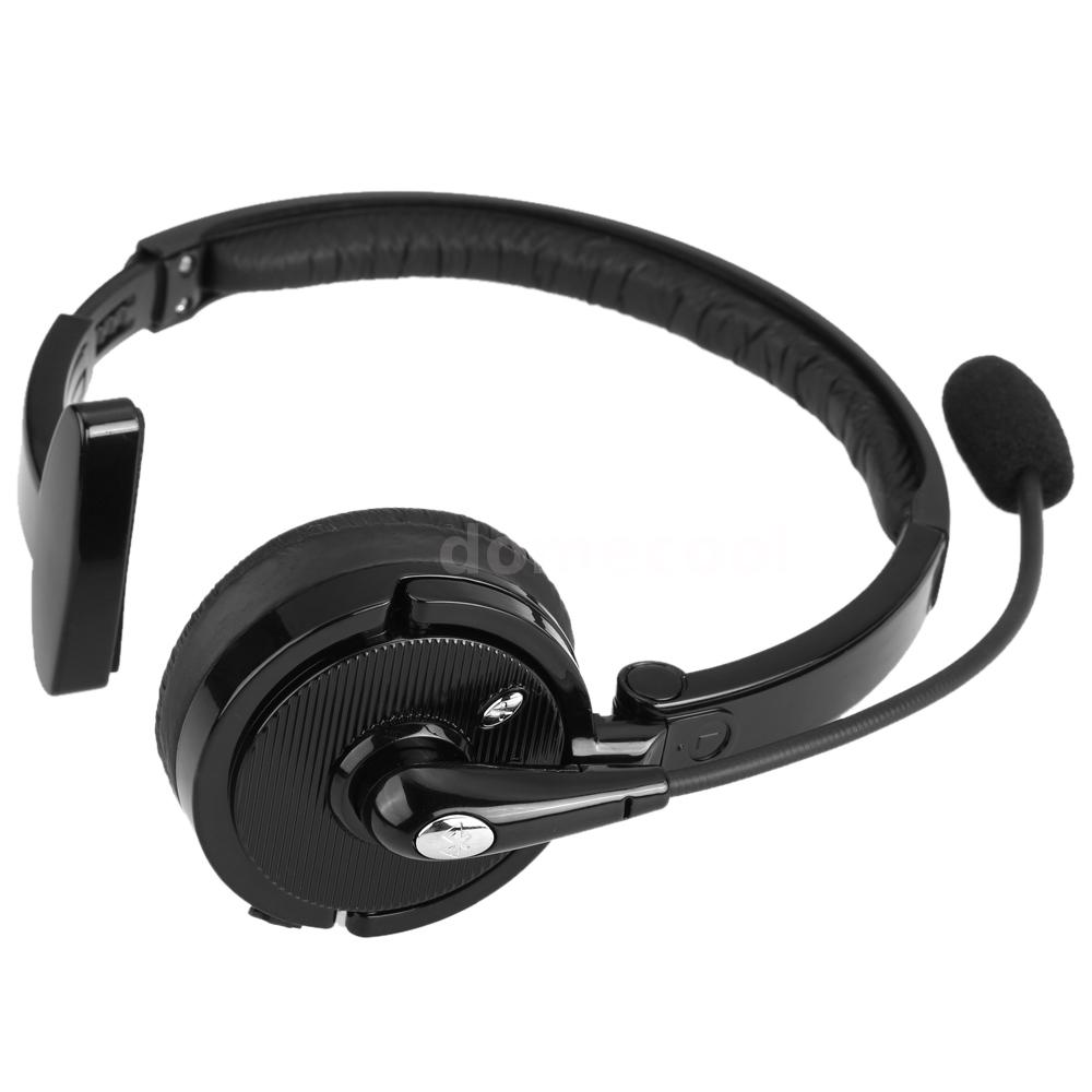 BH-M10B Mono Bluetooth Headset For Smart Phone Laptop Tablet PC Truck Driver PS3