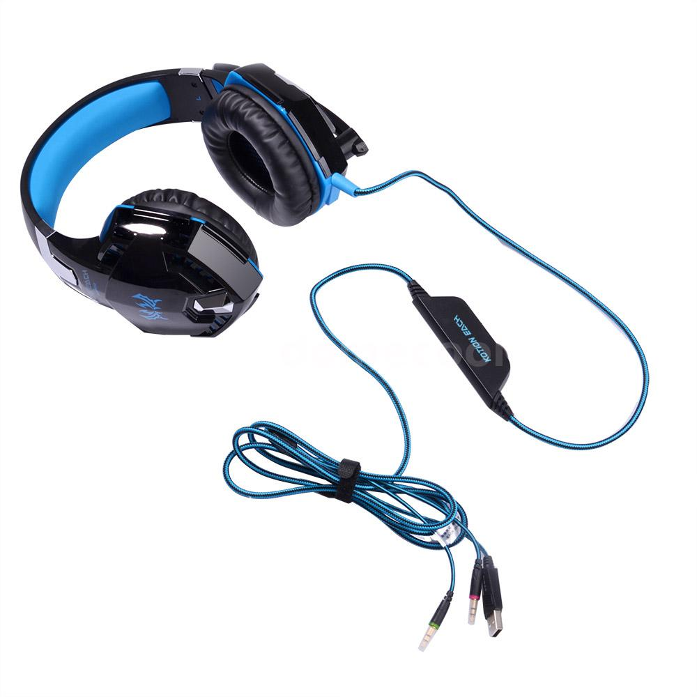 ecfe84067a9 ... capable of various games. Splendid ambient noise isolation. Earmuffs  used with skin-friendly leather material, and super soft Over-ear ...