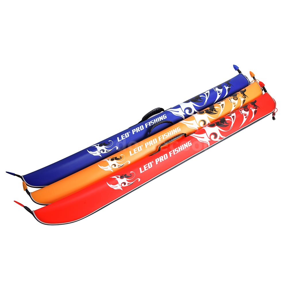 Outdoor foldable fishing rod bag carrier fishing pole for Foldable fishing rod