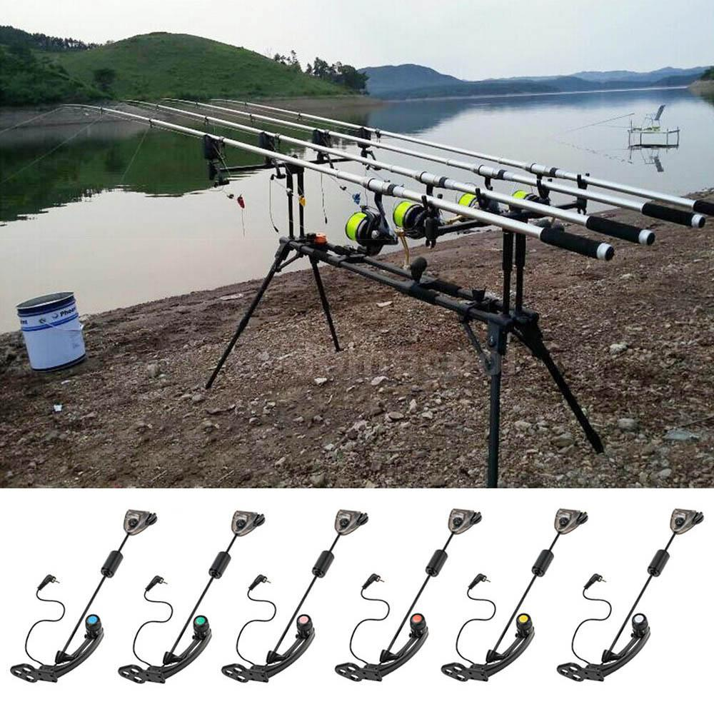 1 PCS Alarm Fishing Swingers Carp Fishing Bite Indicator Swinger Digital X9C4